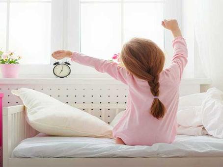 Πρωινό ξύπνημα για το σχολείο! Πως να ξεκινάτε την ημέρα σας ήρεμα και χαρούμενα!