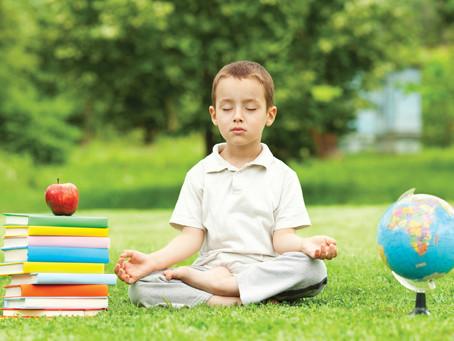 Παιδικό Εργαστήρι Mindfulness για 7 έως 11 χρονών