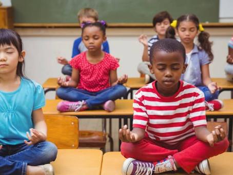 Ενσυνειδητότητα: Mindfulness | Οφέλη στη σχολική ζωή των μαθητών