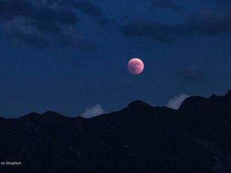 Διαλογισμός – Πανσέληνος και Μερική Έκλειψη Σελήνης στον Αιγόκερω