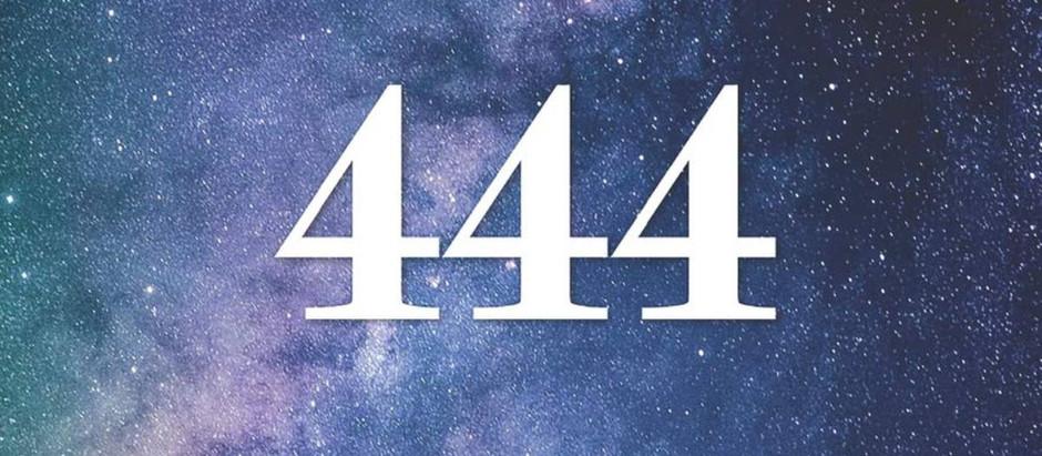 Κοσμική Πύλη 444 | Η Ενεργειακή Σημασία