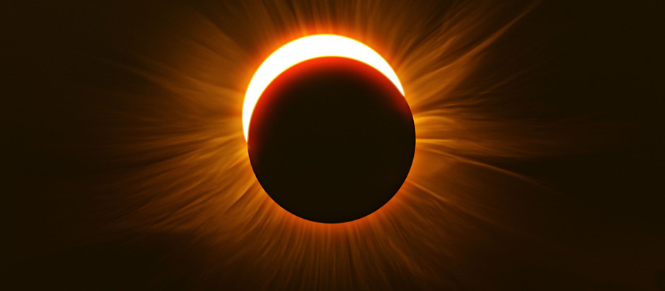 Διαλογισμός – Ολική Ηλιακή Έκλειψη/Νέα Σελήνη στον Τοξότη