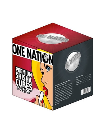 One Nation Premium Nargile Kömürü