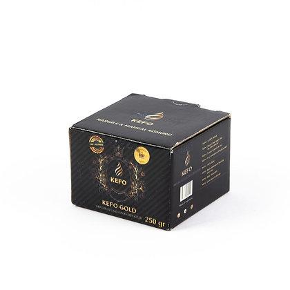 Kefo Gold Nargile Kömürü 250 gr