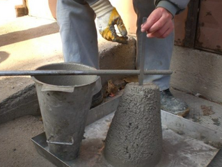 Concrete Slump Test - ASTM C143