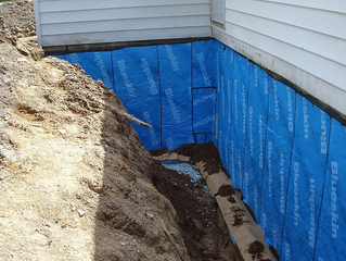 Construction Waterproofing Inspection and Material Testing.