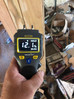 Moisture Testing Inspection Prior to Insulation and Dry-Wall Placement.