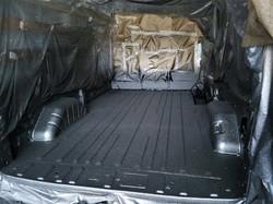 Bed Liner Application