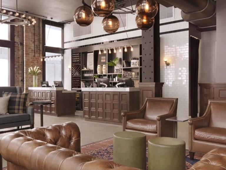 Hospitality Lobby Design and Build