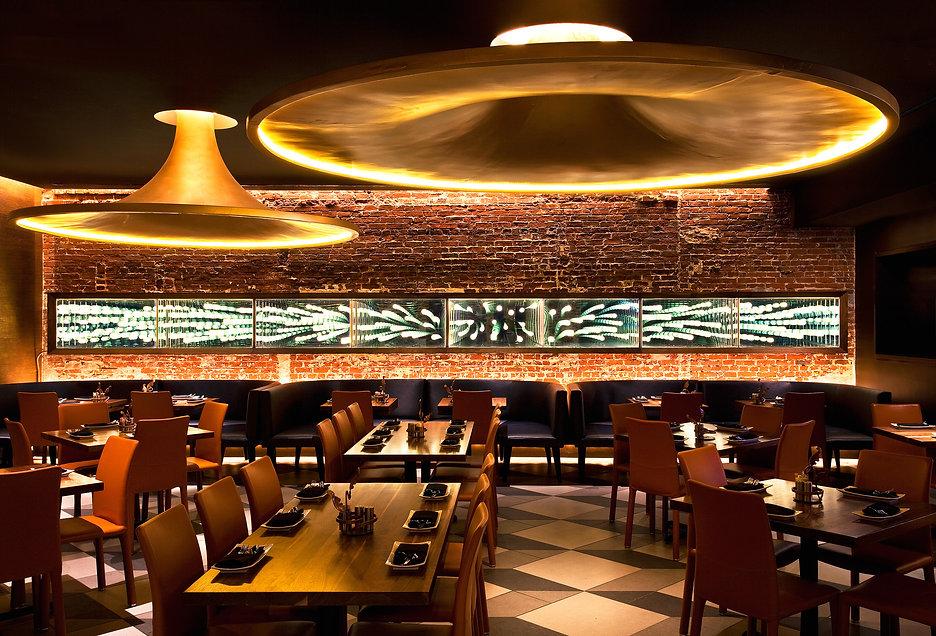Restaurant Design and Construction