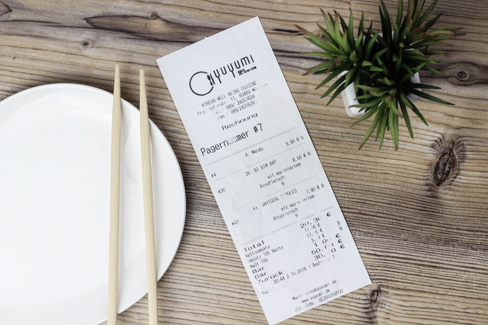 Restauranttipp: Yuyumi - Koreanisch in München