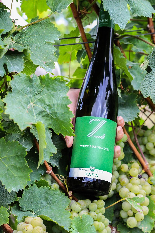 Thüringer Weingut Zahn Weißburgunder (Saale-Unstrut)