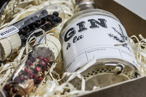 Gin selber machen - so funktionierts!