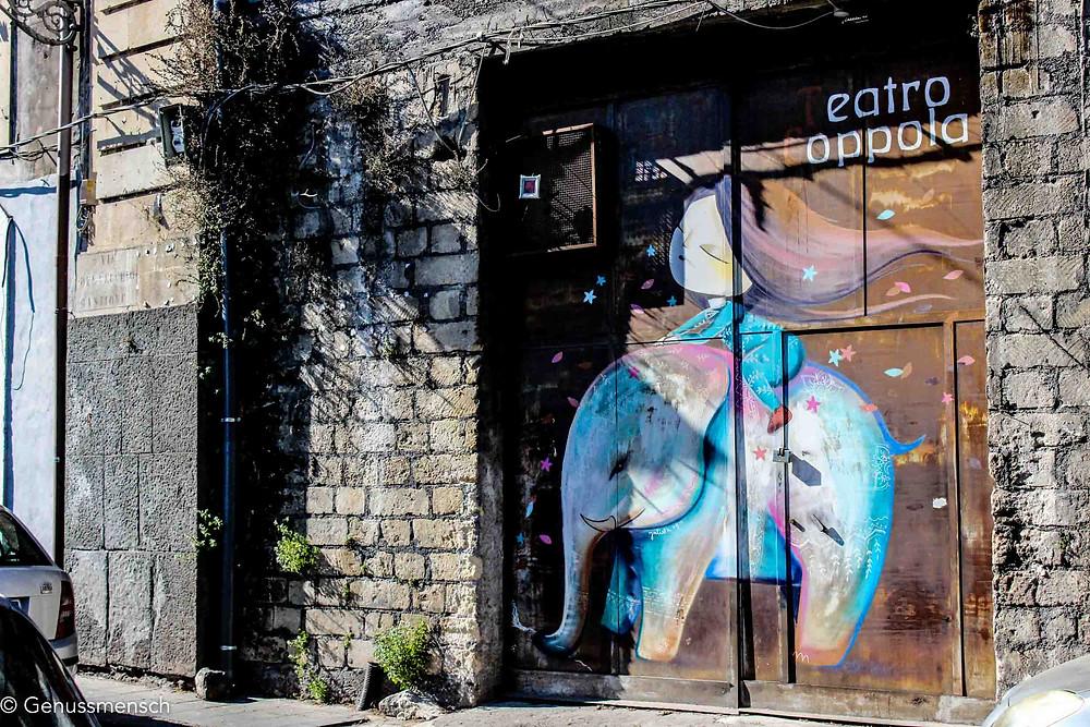 Street Art Catania, Sizilien
