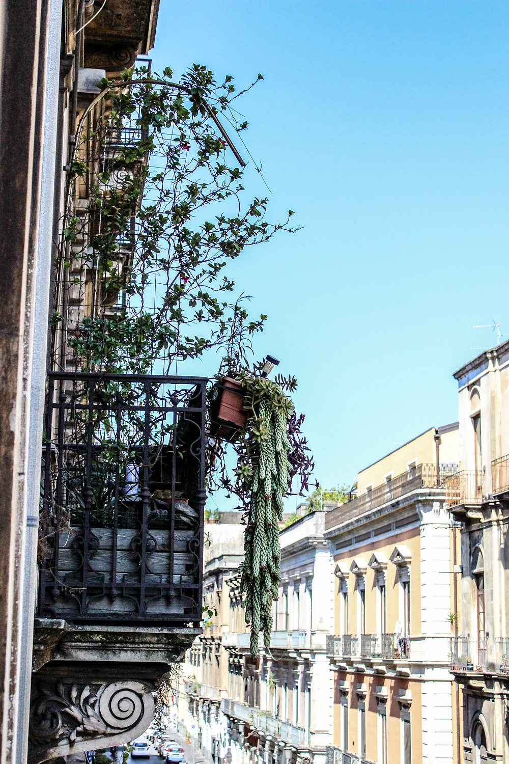 Via Umberto in Catania, Sizilien