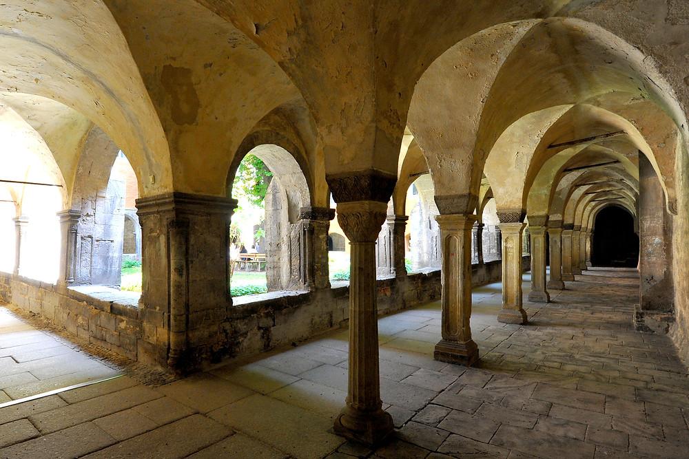 Stiftung Kloster Pforta - Kreuzgang