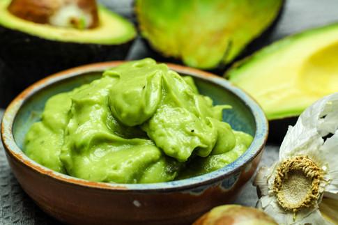 Leckerer Sommerdip: Guacamole