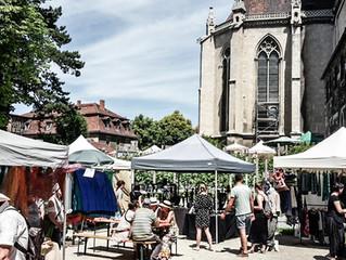 Gartenträume: Meistermarkt am Naumburger Dom