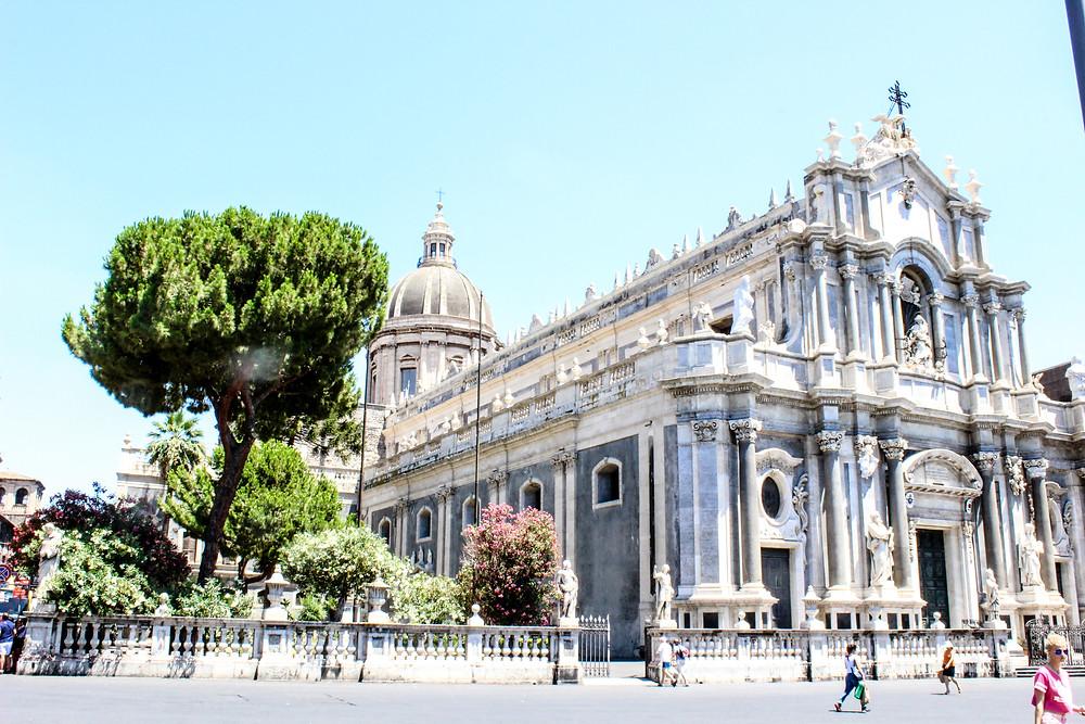 Catania Dom