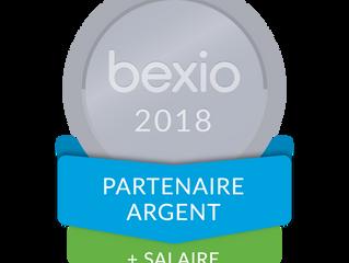 [ BEXIO ]  ALM Silver Partner of Bexio