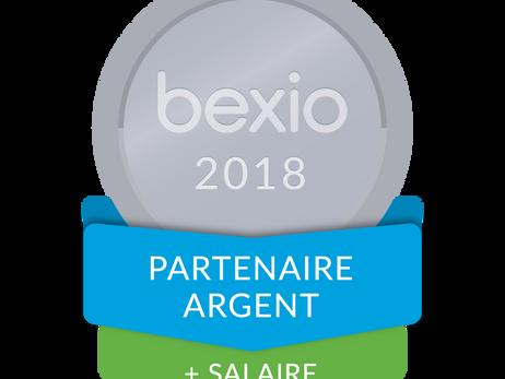 [ BEXIO ]  ALM Partenaire Silver de Bexio