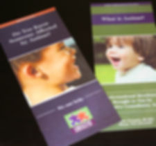Autism Awareness Brochures