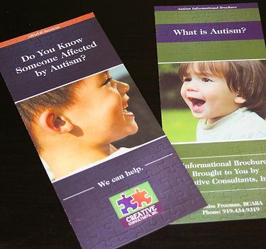 Autism Awareness Brochures