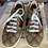 Thumbnail: Child's Gucci Sneakers in size 13.