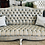 Thumbnail: Upholstered Vintage Sofa