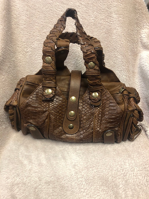 Chloe  Boa & Leather satchel. Great condition .