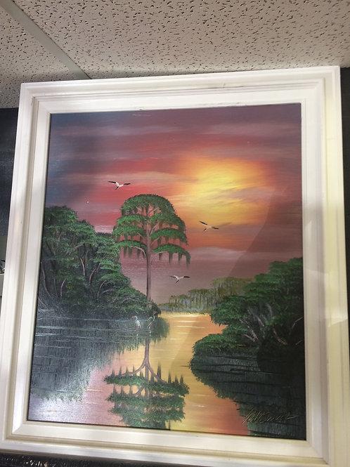 Florida Highwaymen paintings