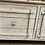 Thumbnail: Hand painted Matching Dresser/Nightstand