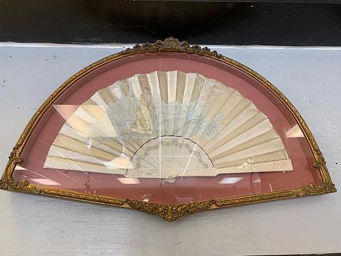1700 Antique Fan