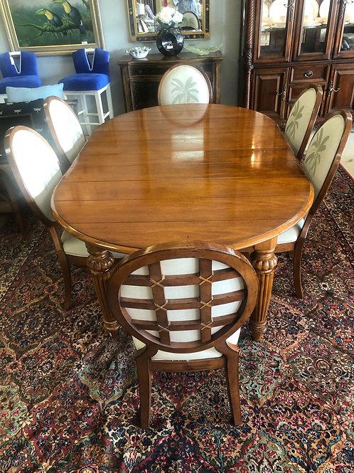 Tommy Bahama Wood Table