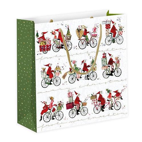 Geschenksackerl Fahrräder Groß / Grätz