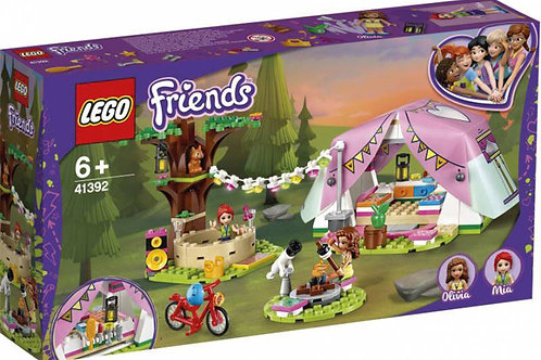 Lego Friends - Camping in Heartlake City