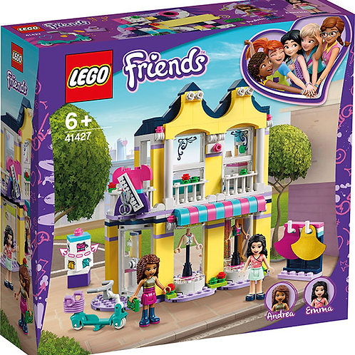 Lego Friends - Emmas Modegeschäft