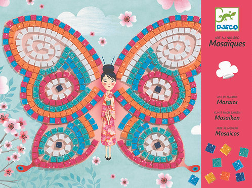 Mosaik Schmetterling / Djeco
