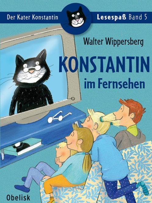 Konstantin im Fernsehen