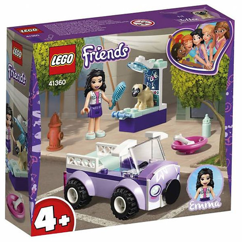 Lego Friends - Emmas mobile Tierarztpraxis