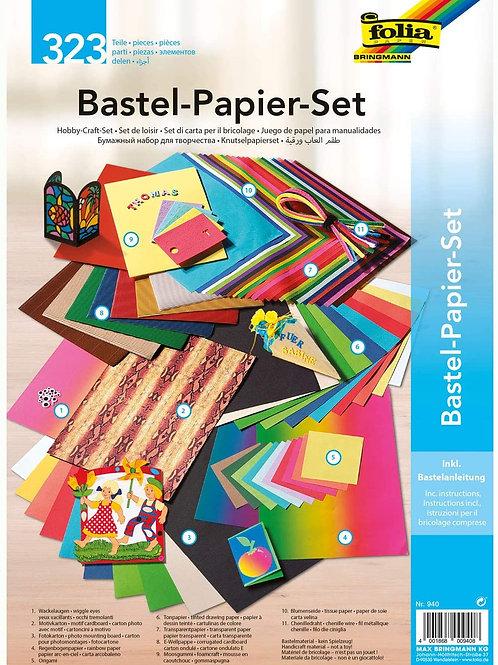Bastel-Papier Set