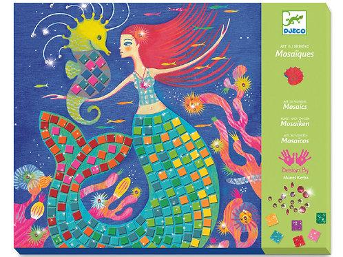Mosaik Meerjungfrauen / Djeco