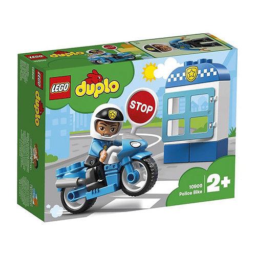 Lego Duplo - Polizeimotorrad
