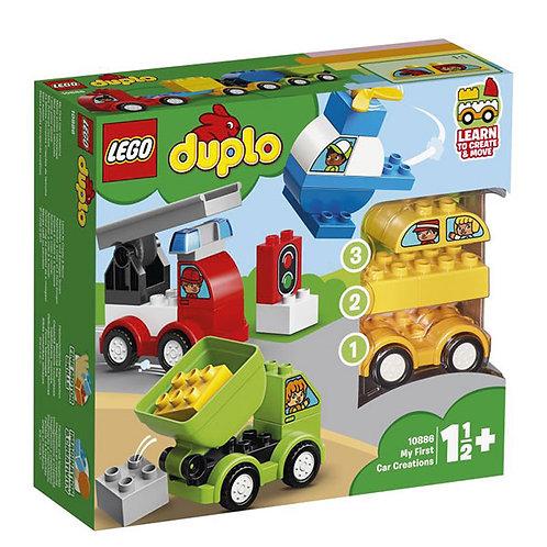 Lego Duplo -Meine ersten Fahrzeuge