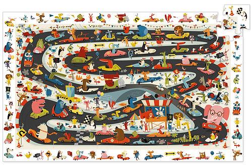 Puzzle Auto Rally / Djeco
