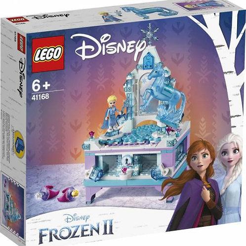Lego - Elsas Schmuckkästchen