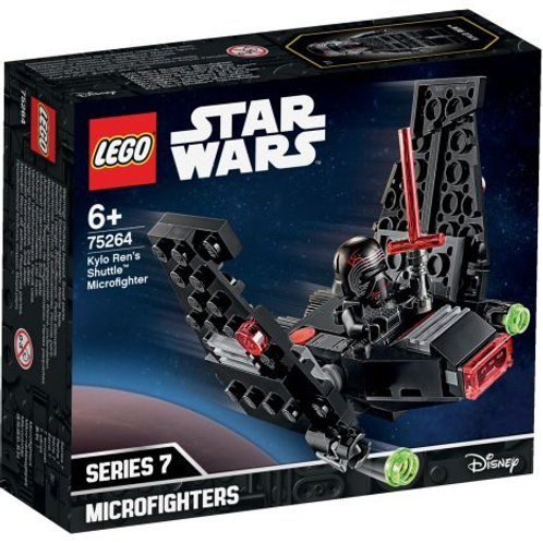 Lego Star Wars - Kylo Rens Shuttle