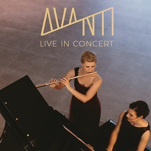 Avanti Live in Concert (Physical CD)