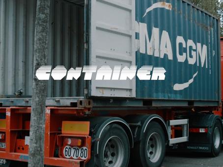 Container - Préparation mission 2019