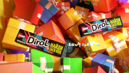 "Dirol ""Jack. Prize"""
